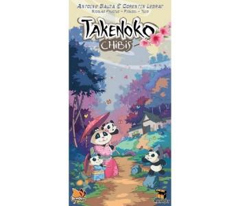 Такеноко: Крошка-панда (Takenoko: Chibis, дополнение)