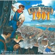 Настольная игра Нью-Йорк 1901 (New York 1901) БУ