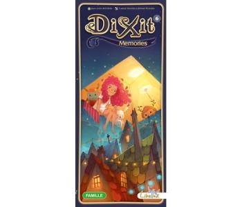 Настольная игра Диксит 6 (Dixit 6, дополнение)