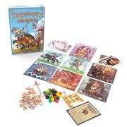 Настольная игра Средневековая академия