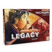 Настольная игра Пандемия Наследие (Pandemic Legacy)