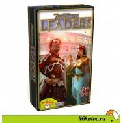 Настольная игра 7 чудес: Лидеры (7 Wonders: Leaders, дополнение)