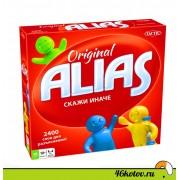 Настольная игра Алиас или Скажи иначе (Alias)