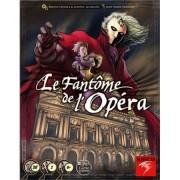 Настольная игра Призрак Оперы (Le Fantome de l'Opera)
