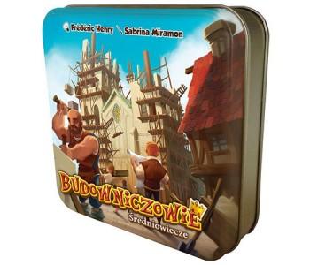 Настольная игра Строители: Средние века (The Builders: Middle Ages)