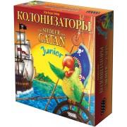 Настольная игра Колонизаторы Junior (новая версия)