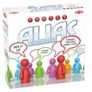 Настольная игра Алиас скажи иначе для всей семьи  (ALIAS Скажи иначе : Для всей семьи)