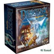 Настольная игра Descent. Странствия во Тьме (вторая редакция)