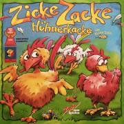 Настольная игра Цыплячьи бега (Zicke Zacke Huhnerkacke)