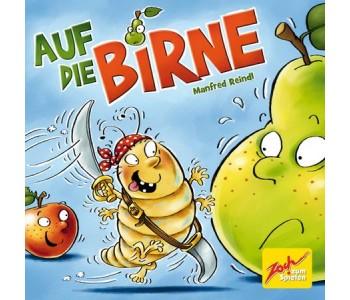 Настольная игра Шустрый садовник (Auf die Birne) БУ