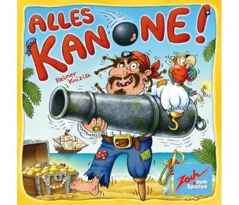 Настольная игра Аллес Пираты (Alles Kanone)