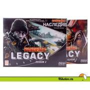 Пандемия: Наследие 2 (Pandemic Legacy: Season 2)