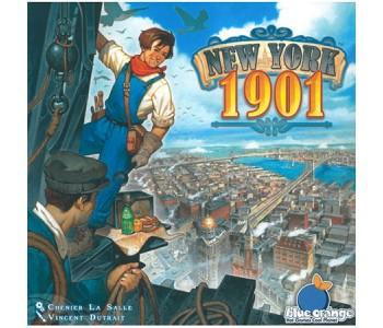 Настольная игра Нью-Йорк 1901 (New York 1901)