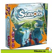 Настольная игра Времена Года Seasons