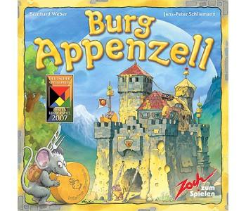 Сырный замок (Burg Appenzell)