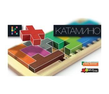 Настольная игра Катамино (Katamino)